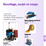 6 ENCOLLAGE, SURJET ET COUPE